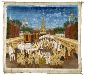 663px-Thibaw_and_Supayalat_leave_Mandalay