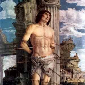 Mantegna's St. Sebastian