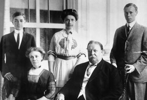 william-h-taft-family