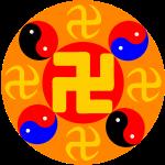 Falun Gong emblem