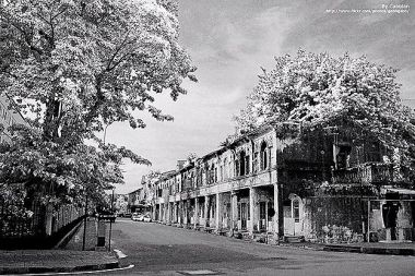 Old George Town streets