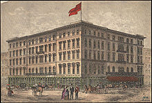 Rossi House Hotel - 1870