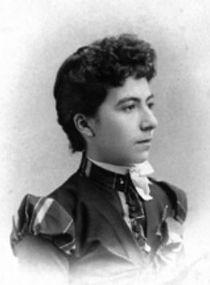 Sadie Marcus aka Josephine Earp