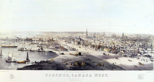 Toronto,_Canada_West_in_1854